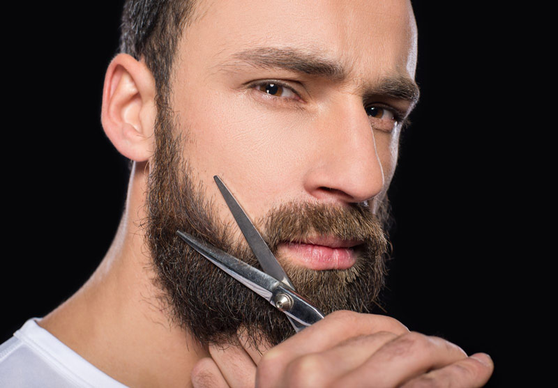 Beard Trimmer | How To Trim a Beard For The First Time (While Growing It)