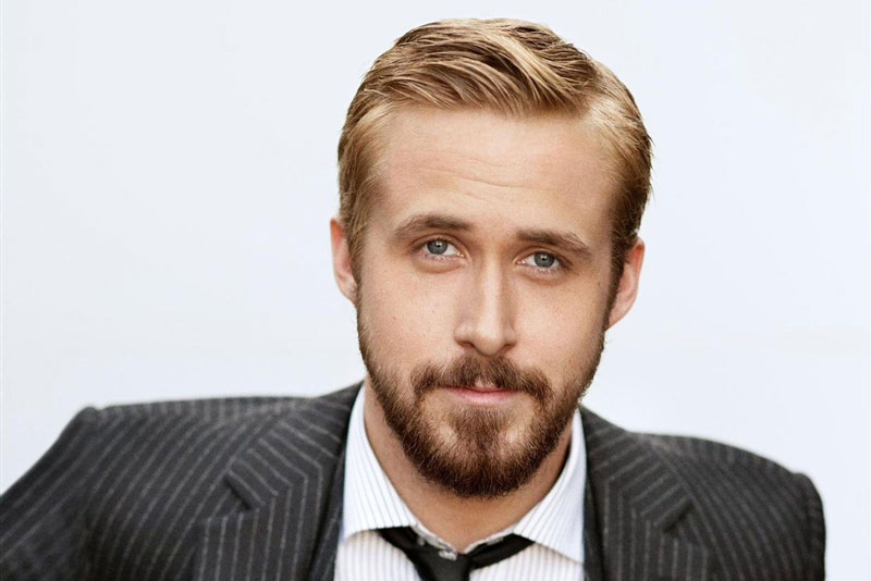 Ryan Gosling | 4 Male Celebrities With Beards That Have A Signature Look