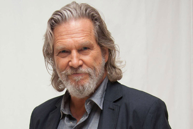 Jeff Bridges | 4 Male Celebrities With Beards That Have A Signature Look