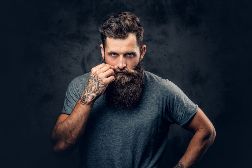 Bearded Man | How To Grow A Beard Faster And Thicker (In A Natural Way)