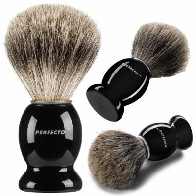 100% Pure Badger Shaving Brush