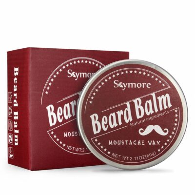 Beard Cream Balm Set (Beard and Moustache Conditioner Cream)