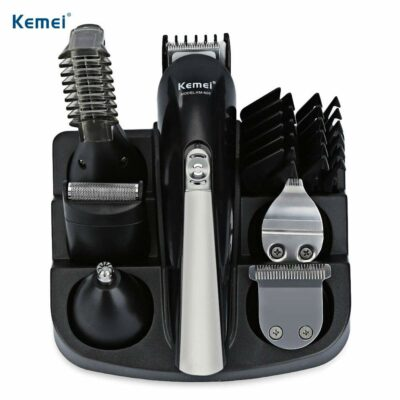 Multifunctional Beard Clippers and Hair Clippers - Rechargeable