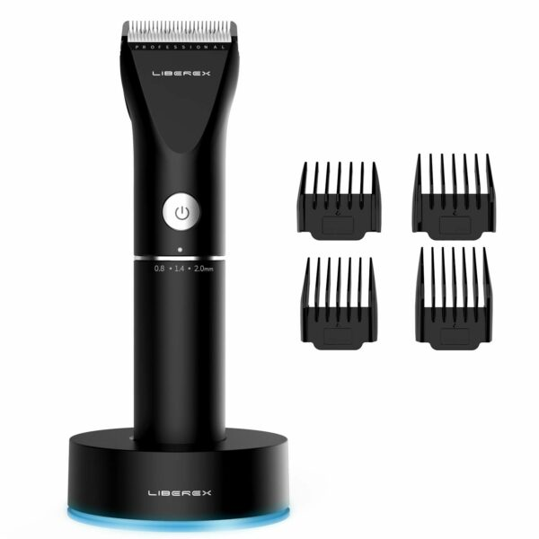 Cordless Electric Hair Clippers