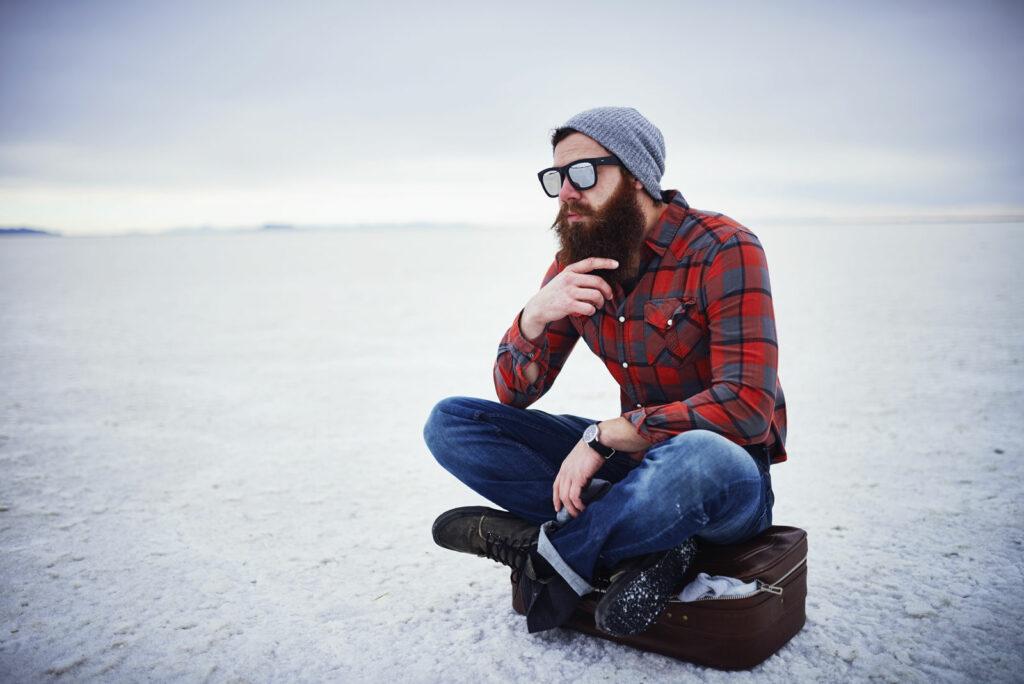 Bearded Man | What Is A Lumbersexual? (It's More Than Just A Thick Beard)